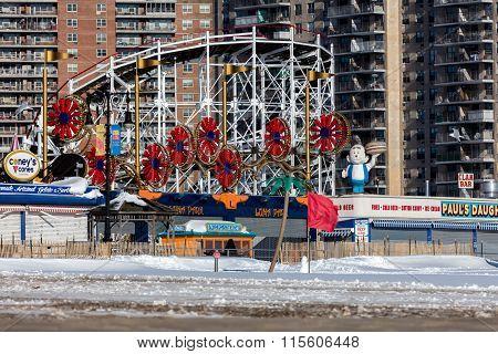 Coney Island, Brooklyn, New York
