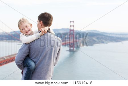 Family In San Francisco