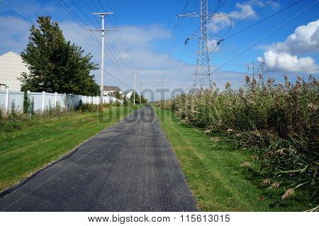 Fort Beggs Bicycle Trail