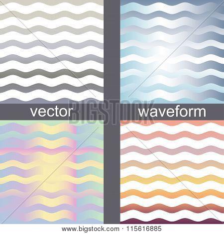 Vector waveform.
