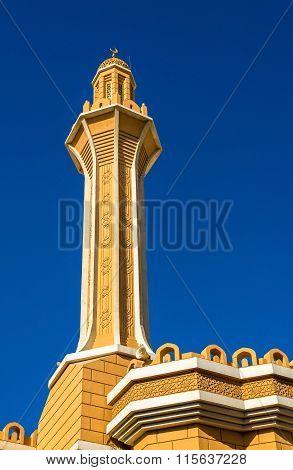 Nasser Abdulla Hussain Mosque In Dubai, Uae