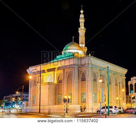 Masjid Al Zarawani Mosque In Al Ain - Uae