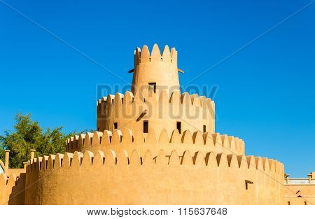Tower At Sheikh Zayed Palace Museum In Al Ain, Uae