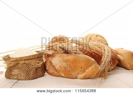 Bread and meal