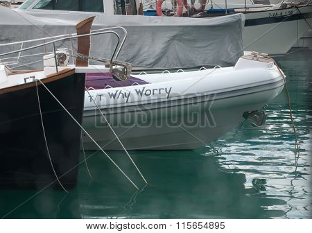 Why Worry Boat