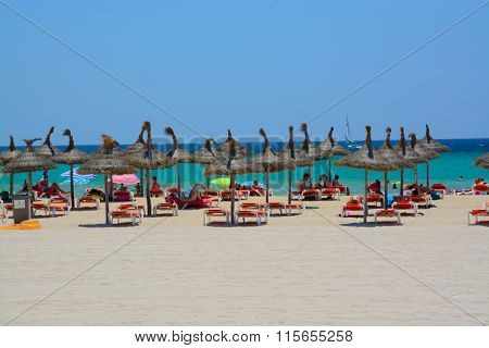 Mallorca Summer Beach