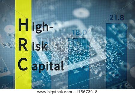 High-risk capital