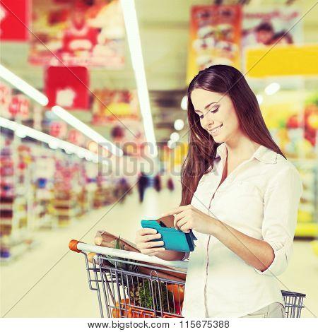 Groceries Supermarket.