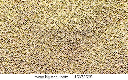 dry peas natural background