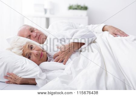 Awaken Wife And Sleeping Husband