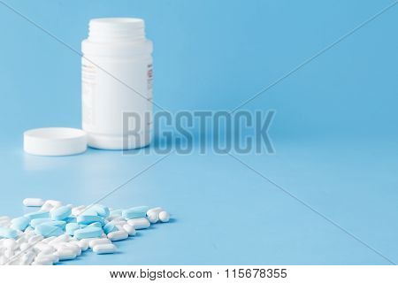 Big Bottle Of Grug And Pills