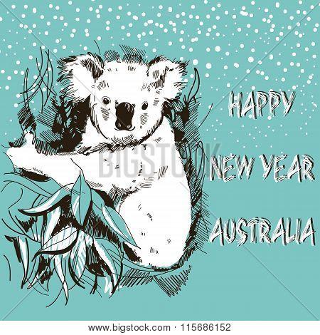 Happy New Year Australia.