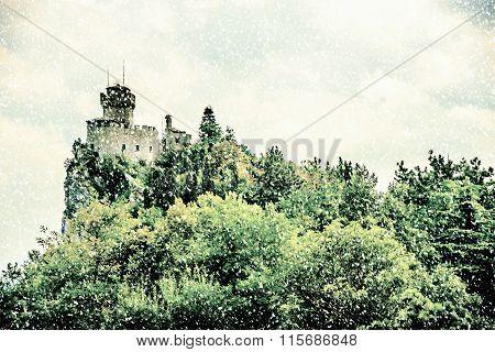 Cesta fortress, San Marino