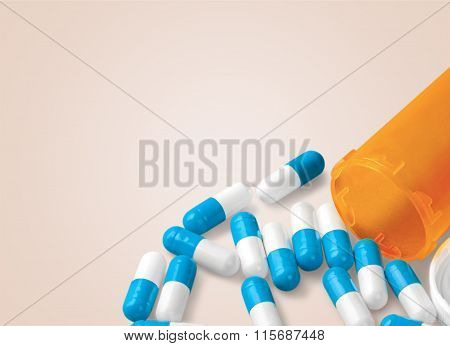 Pill Bottle.