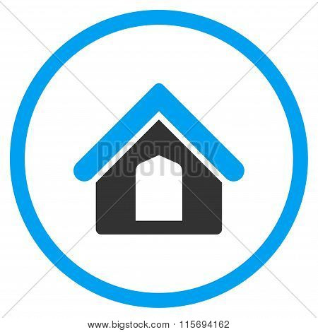 Home Circled Icon