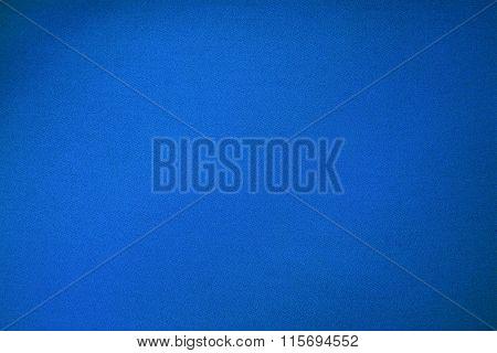 Blue Billiards Cloth Color Texture Close Up