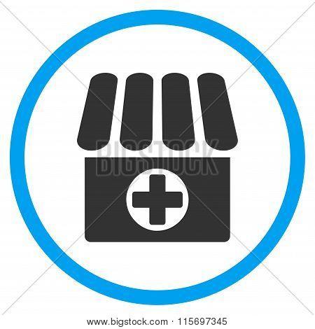 Clinic Circled Icon