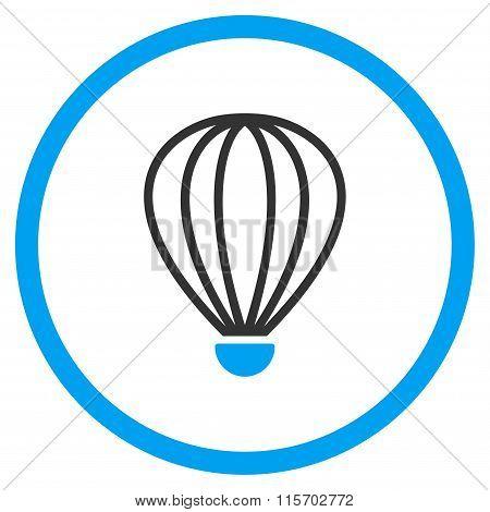 Aerostat Rounded Icon
