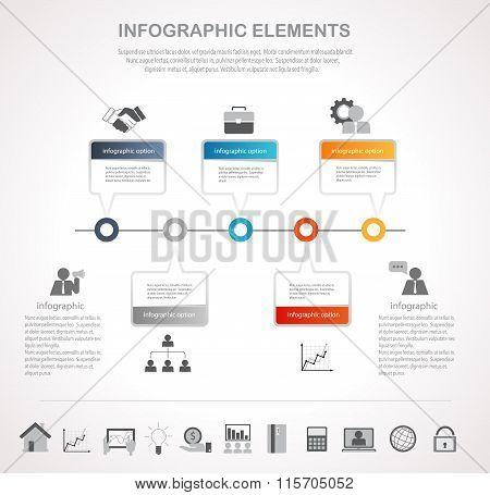 Step Infographics