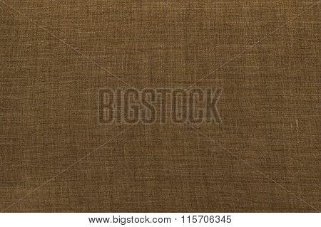 Background of burlap