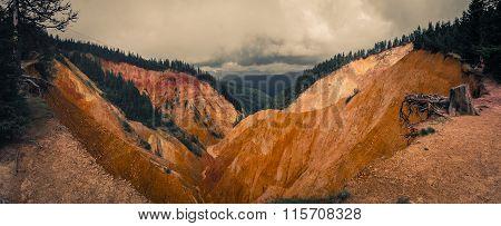 Rusty Precipice