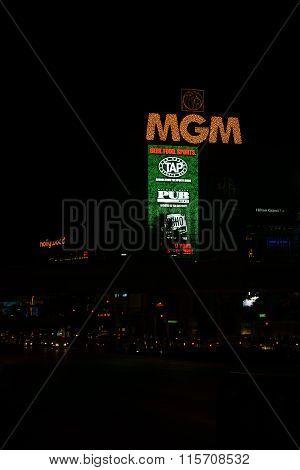 Billboard MGM