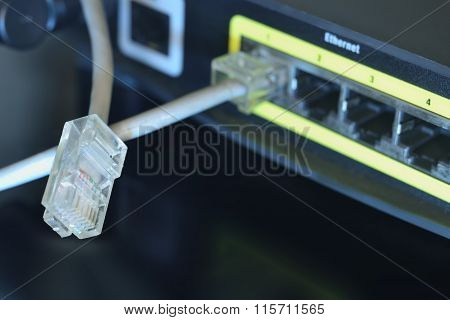 Set Up A Connection To The Internet