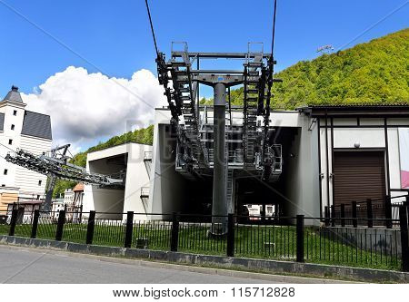 Mechanism Of The Lower Lift Station