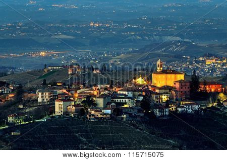 Le Langhe, Mango (italy)