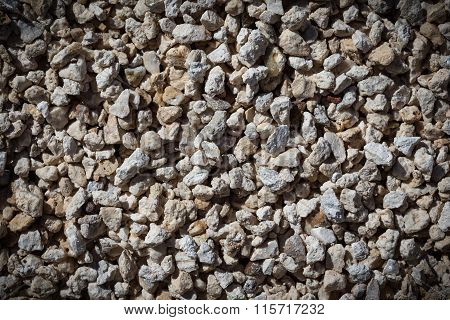 Background Image Of Gravel Rocks