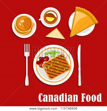 Canadian cuisine breakfast food and drink