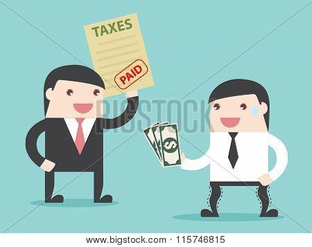 Tax Paid