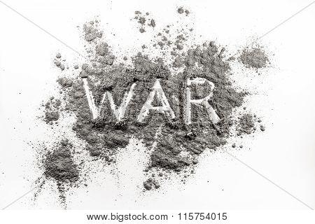Word War Written In Ash