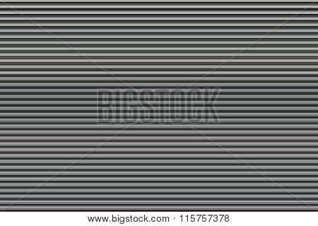 Light grey garage door
