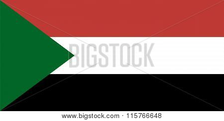 Standard Proportions For Sudan Flag
