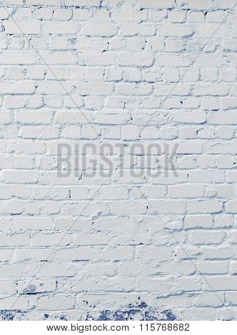 Uneven Brick Textured Backdrop