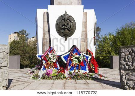 The Monument To The Chekists, Volgograd, Russia