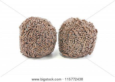 Chocolate Truffles Chocolate Sprinkles