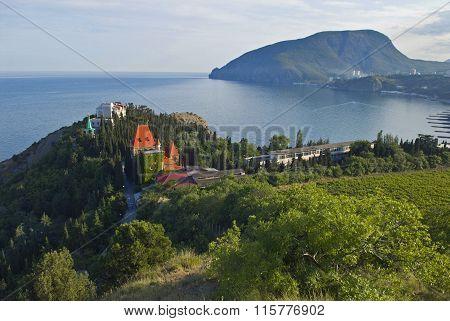 Partenit Place In Crimea