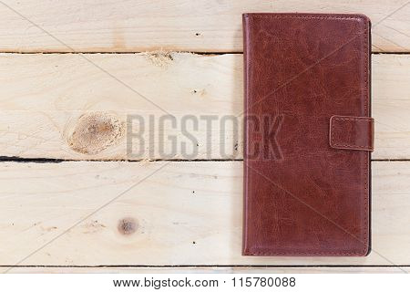 Smartphone Leather Case Cover