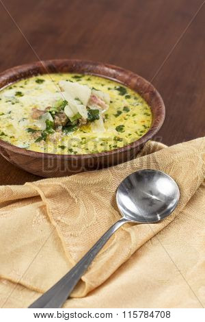 Zuppa Toscana Sausage And Kale Soup