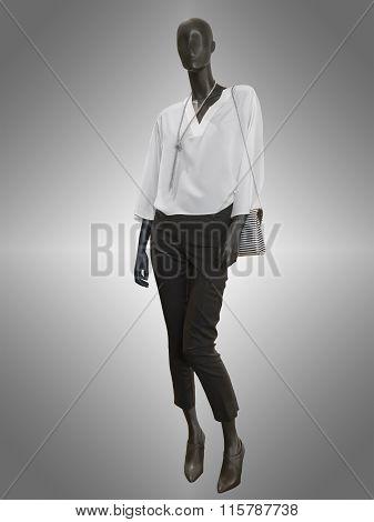 Full Length Female Mannequin
