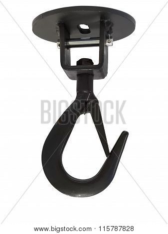 Black Metal Hook