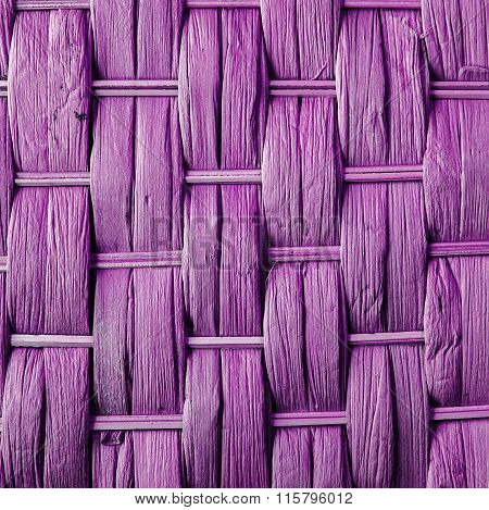Imaginative Light Purple Woven Abstract Background Texture.