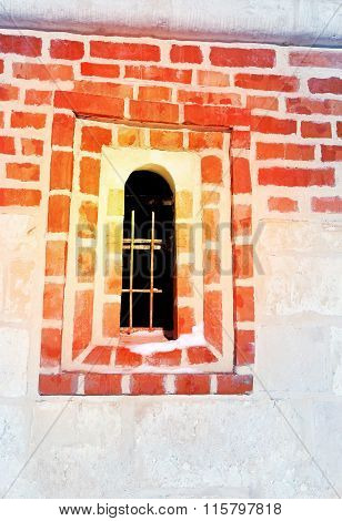Small Windows In The Fortress