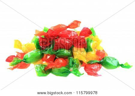 Color Bonbon Isolated