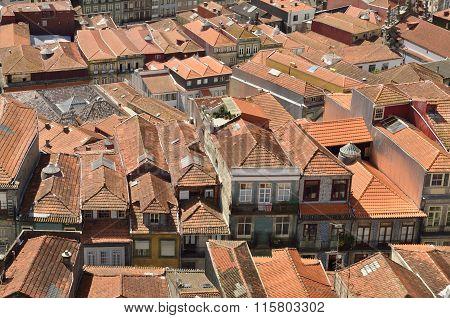 Porto Roofscape