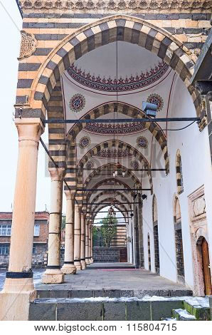 The Mosque's Terrace
