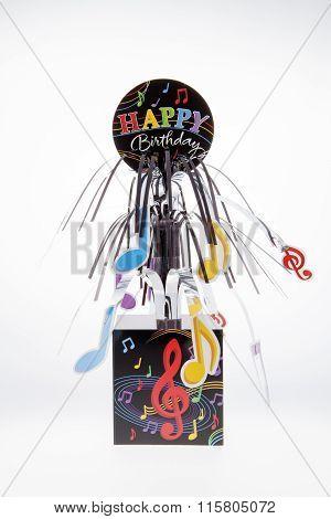 Musical Birthday