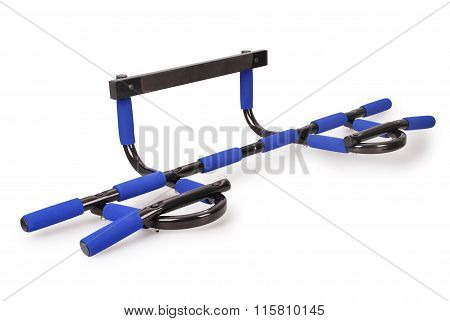 Horizontal Bar For Sporting Activities (clipping Path)